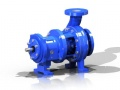 ANSI B73.1 Chemical Process Pump